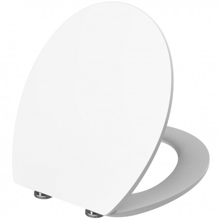 Universal Slimlux Soft Close Toilet Seat