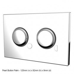 Thomas Dudley Pearl Flush Plate