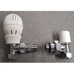 Primatec Thermostatic Radiator Valve Pack