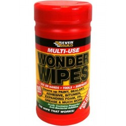 Everbuild Wonder Wipes Tub - Multi Use