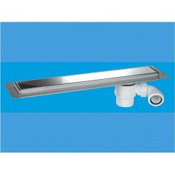 McAlpine Polished 1000mm Channel Drain