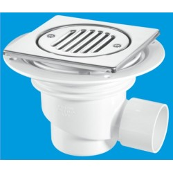 McAlpine Horizontal Shower Gully 75mm Seal