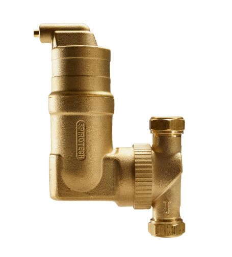 Spirotech RV2 SpiroVent Deaerator 22mm
