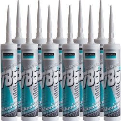 Box of 12 Dow Corning 785 White