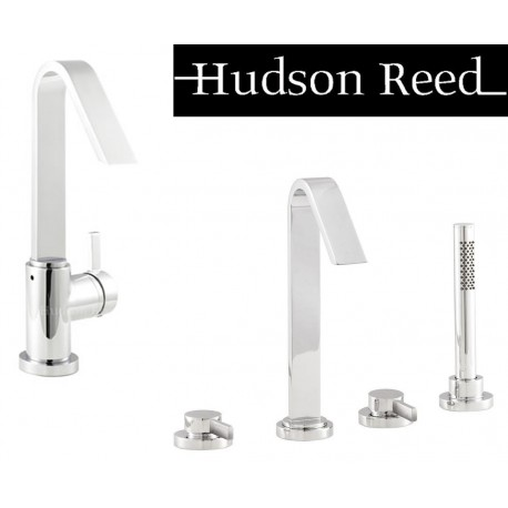 Hudson Reed Clio Basin Mixer MG380