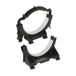 Geberit Outlet Pipe Bend Bracket For WC Frames