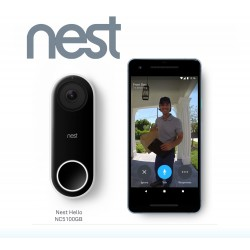 Nest Hello Camera Doorbell NC5100GB