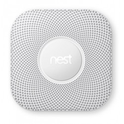 Nest Protect Smoke and CO Alarm (Battery) S3000BWGB