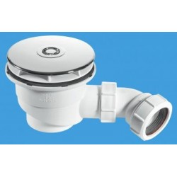 McAlpine 90mm Shower Trap ST90CP10
