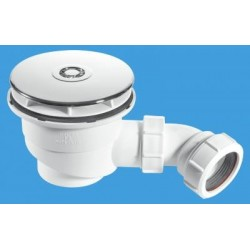 McAlpine 90mm Shower Trap ST90CB10