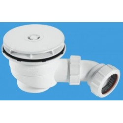McAlpine 90mm Shower Trap ST90WH10