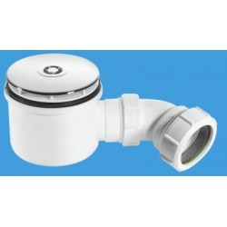 "McAlpine 2"" 90mm Hi-Flow Shower Trap ST90CP10-HP"