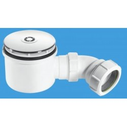 "McAlpine 2"" 90mm Hi-Flow Shower Trap ST90CB10-HP"